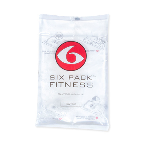 Clear Gel Packs